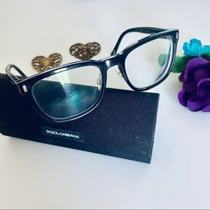 D&G Dolce and Gabbana Eyeglasses